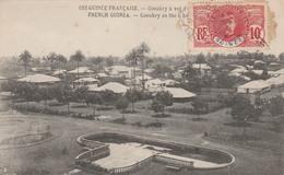 CONAKRY    GUINEE FRANCAISE    Conakry à Vol D'oiseau   PLAN  1908   PAS COURANT - Guinée Française