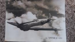 CPM AVION 2 EME GUERRE MONDIALE SPITFIRE XI GB  MONOPLACE DE CHASSE REPUTE - 1939-1945: 2ème Guerre