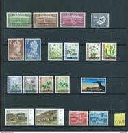 Iceland Lot MNH/Postfris/Neuf Sans Charniere(D-118) - Colecciones & Series