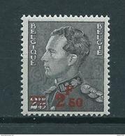 1938 Belgium Overprint MNH/Postfris/Neuf Sans Charniere - Bélgica