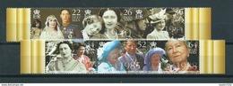 2000 Isle Of Man Complete Set Queen Mother MNH/Postfris/Neuf Sans Charniere - Isla De Man