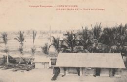 GRAND-BASSAM    Côte D'Ivoire    Vue à Vol D'oiseau - Côte-d'Ivoire