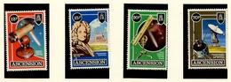 Ascension 1986 Y&T N°390 à 393 - Michel N°394 à 397 *** - Comète De Halley - Ascension (Ile De L')