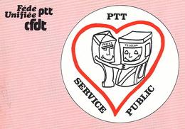 Syndicat CFDT PTT Service Public ..... Carte Petition Revendication Format 10/15 - Post