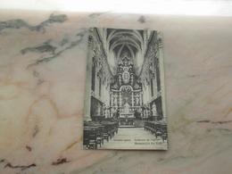 GRIMBERGEN: Binnenzicht Der Kerk - Grimbergen