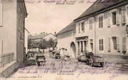 FRAIZE-88-RUE DE L'EGLISE-IMPRIMERIE-LIBRAIRIE - Fraize