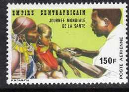 Centrafricaine P. A.  N° 183 XX  Journée Mondiale De La Santé, Sans Charnière, TB - Centrafricaine (République)