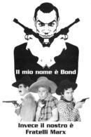 [MD4303] CPM - JAMES BOND - PUBBLICITARIA - PERFETTA -NV - Cinema