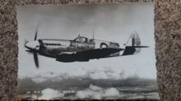 CPM AVION 2 EME GUERRE MONDIALE 38 R A F SPITFIRE MARK XII  MOTEUR ROLLS ROYCE - 1939-1945: 2ème Guerre