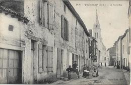 THENEZAY La Basse Rue - Thenezay