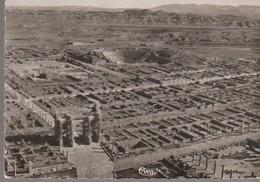 C. P. - PHOTO - TIMGAD - CONSTANTINE - VUE GENERALE AERIENNE SUR LES RUINES ROMAINES - 3 A - CIM - Algerien
