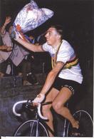 CYCLISME: CYCLISTE : SERIE COUPS DE PEDALES:PATRICK SERCU - Cyclisme