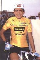 CYCLISME: CYCLISTE : SERIE COUPS DE PEDALES:CLAUDIO CHIAPPUCCI - Cyclisme