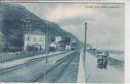 Borgio Verezzi - Strada Provinciale - Savona