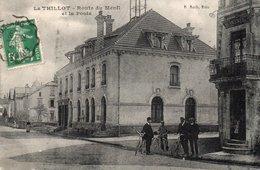 LE THILLOT-88-POSTE-ROUTE DU MÉNIL - Le Thillot