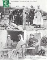 Lot De 17 Belles Reproductions (Cartes Neudin, D'Autrefois, Belle Epoque Et C'était La France) - 5 - 99 Postkaarten