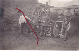 "(59) - Nord Ou Artois Bunker Abri  "" Villa Hilde "" Carte Photo Allemande 1° Guerre - France"