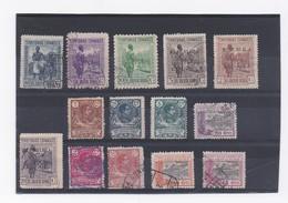 LOT DE TIMBRE DE GUINEE ESPAGNOLE - Postzegels