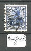 ALL(Ge.Go) Mi 13 En Obl - Occupation 1914-18