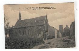 Scherpenheuvel 13  MONTAIGU - Nouvelle Chapelle Et Eglise - Scherpenheuvel-Zichem
