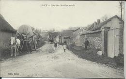 Jouy-Côte Des Moulins Neufs. - Jouy