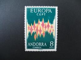 Timbre Europa Andorre Espagnol N° 64 A Neuf ** MNH - Spanish Andorra