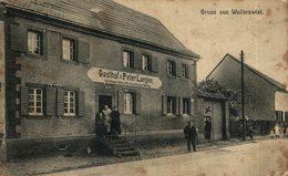 Gruss Aus Weilerswist. Gasthof Peter Langen. Alemania Germany Deutschland Allemagne - Euskirchen