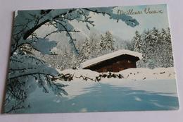 Neige Et Soleil - Meilleurs Voeux - Francia