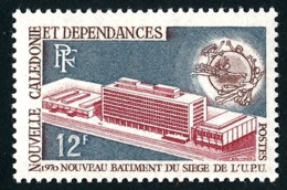 NOUV.-CALEDONIE 1970 - Yv. 367 **   Cote= 3,10 EUR - Nouveau Batiment UPU, à Berne  ..Réf.NCE25106 - Nouvelle-Calédonie