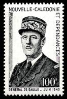 NOUV.-CALEDONIE 1971 - Yv. 378 **   Cote= 22,50 EUR - Général De Gaulle  ..Réf.NCE25119 - Nouvelle-Calédonie
