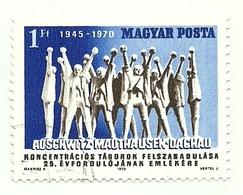 1970 - Ungheria 2143 Campi Di Concentramento - Seconda Guerra Mondiale
