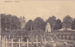 (59) - Annoeullin Friedhof Cimetière   Carte Allemande 1° Guerre - France