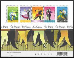 België/Belgique - Blok's/Blocs 2006 Xx Postfris - Neuf - BL136xx - De Dans/La Danse. - Libretti 1962-....