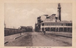 AL30 Port Said, The Light House - Port Said