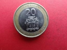 Jamaique  20 Dollars  2015  Km !!! - Jamaique