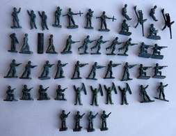TRES RARE Equivalence BOITE AIRFIX WWII WORLD WAR TWO GERMAN INFANTRY 1/72 COMPLETE No Atlantic Esci... - Militaires