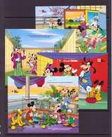 GRENADA-GRENADINES 1991  DISNEY-PHILANIPPON  YVERT N°211-219/21  NEUF MNH** - Disney