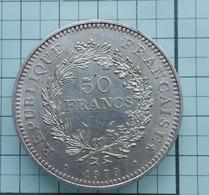 50 FRANCS 1979 HERCULE - France