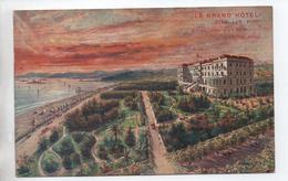 JUAN LES PINS (06) - LE GRAND HOTEL - Antibes