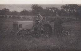 ¤¤   -   Agriculture    -    Carte-Photo D'un Tracteur       -  ¤¤ - Tractores