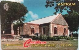 ANTIGUA  -  Phonecard -  Gilberts Memorial Methodist  -  EC$20 - Antigua And Barbuda