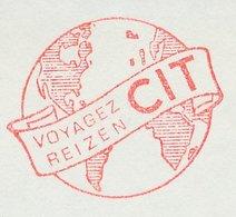Meter Cut Belgium 1990 Travel - Globe - Earth - Vacaciones & Turismo