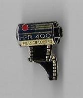 Pin's PELLICULE HPR 400 FRANCE LOISIRS  01 - Fotografie