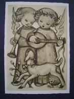 CARTE POSTALE Ancienne Enfant 11 : HUMMEL / JOSEF MULLER - MUNCHEN N° 4425 / GERMANY - Hummel