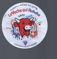 LA VACHE QUI RIT - Etiquette N° 76040947 - La Vache Qui Hahaha - - Kaas
