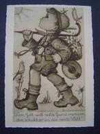 CARTE POSTALE Ancienne Enfant 11 : HUMMEL / JOSEF MULLER - MUNCHEN N° 4424 / GERMANY - Hummel