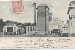Chateaux D'Eau: Vichy (03) - Autres