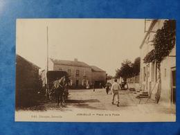 Jonvelle Place De La Poste Haute Saône Franche Comté - Altri Comuni