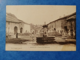 Jonvelle Faubourg Sainte Croix Haute Saône Franche Comté - Altri Comuni