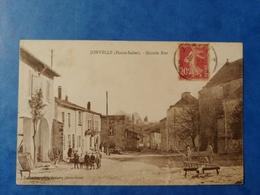 Jonvelle Grande Rue Haute Saône Franche Comté - Altri Comuni